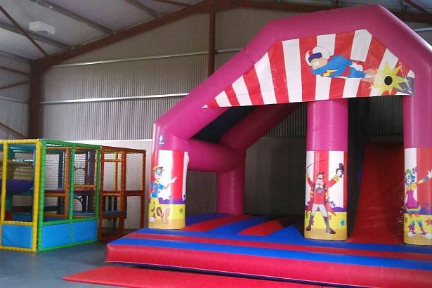 Indoor Bouncy Castle